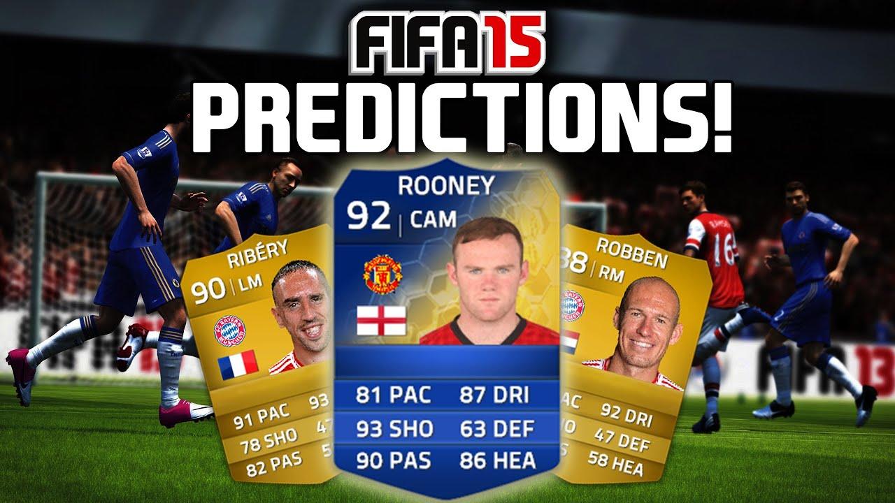 Wayne Rooney Fifa 15 FIFA WAYNE ROONEY Card Prediction YouTube