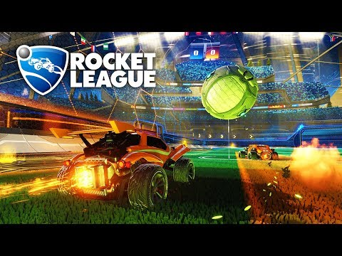 Rocket League I My best goals and saves #2