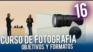 Curso de fotografía: Objetivos y formatos