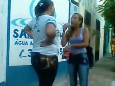 briga na saida do colegio na messejana
