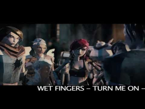 WET FINGERS - TURN ME ON - SALA SAMOBOJCOW - OST