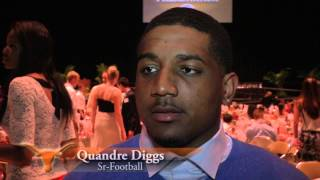 2014 Academic Awards Banquet - Football [April 11, 2014]