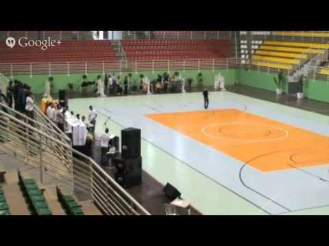 VIII Campeonato de Bandas e Fanfarras de SC - Brusque / 2013 - Parte 6