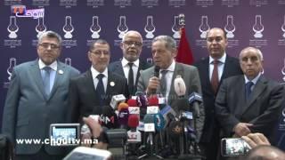 العنصر: سنساعد العثماني لإخراج الحكومة إلى الوجود بالسرعة اللازمة | خارج البلاطو