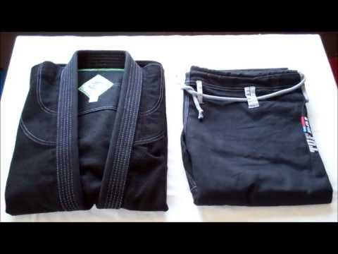 Gear - TUFROL Black Widow BJJ Gi Unboxing & A Good Look At!