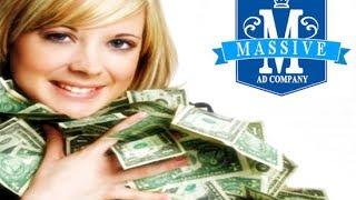 MASSIVE AD Como Ganar Dinero En Internet.