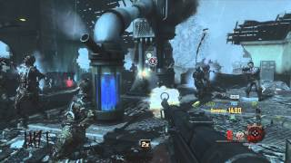 "DEATH BY GIANT ROBOT Black Ops 2 Zombies ""ORIGINS"