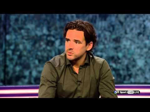 Andros Townsend for Belgium? (Owen Hargreaves Fail)