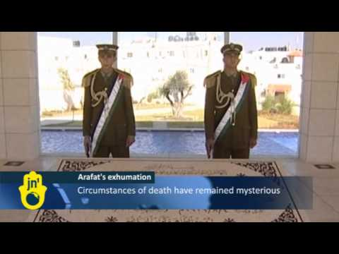 Evidence Yasser Arafat Poisoned by Radioactive Polonium: Palestinians, Widow Suha to Exhume Body