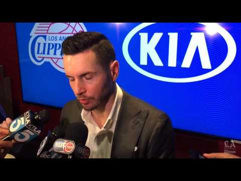 JJ Redick on Game 1 win over the Spurs