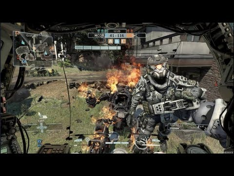 TITANFALL [CAMPAIGN] [GAMEPLAY] [XBOX ONE]