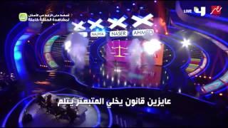 ميام محمود - النصف نهائيات - عرب غوت تالنت 3 الحلقة 7