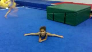 4 year Old Gymnast in the World..