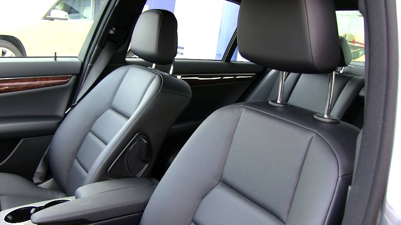 New 2013 mercedes benz c300 4matic sedan video at for Mercedes benz dealer in annapolis md