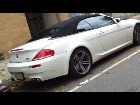 Scarecrow BMW M6 E64 Cabrio 20131108_114705.mp4