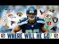 2018 NFL FREE AGENCY PREDICTIONS JIMMY GRAHAM Seahawks Saints Packers Texans Falcons Ravens