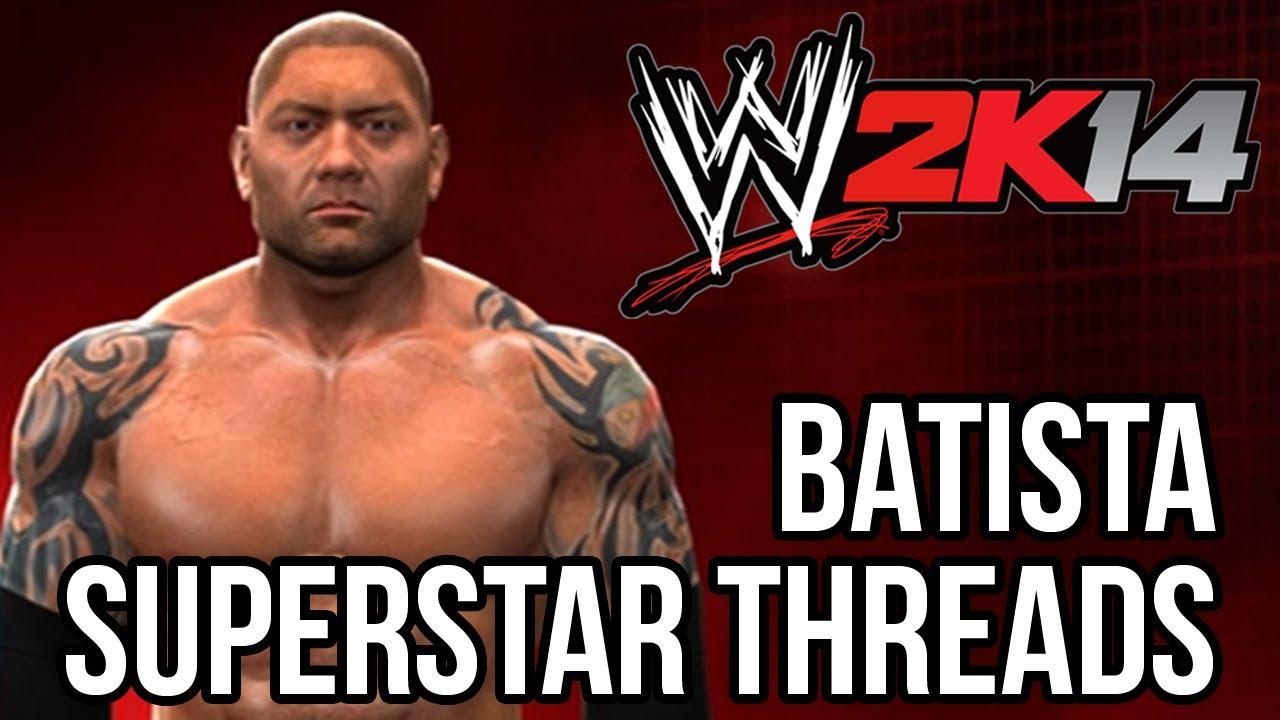 Wwe 2k14 Batista WWE 2K14 - Batista - S...
