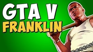 GTA V História Do FRANKLIN E CHOP