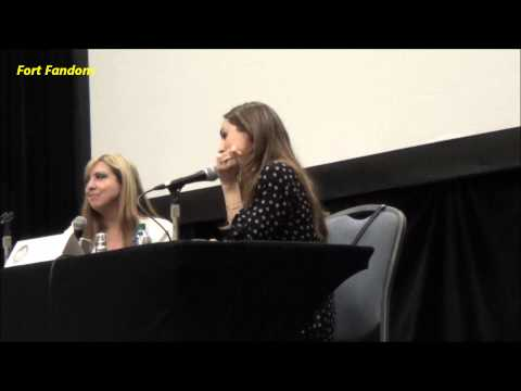 Eliza Dushku Philadelphia Comic Con Panel Part 2