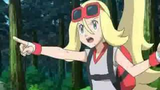 Pokemon X And Y Episode 33 Lucario Mega Evolution VS Team
