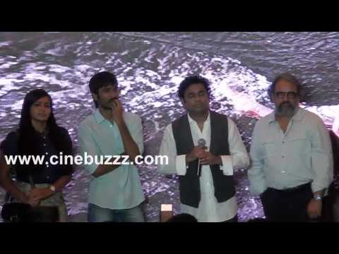 A R. Rahman at Mariyaan Movie Press Meet 2