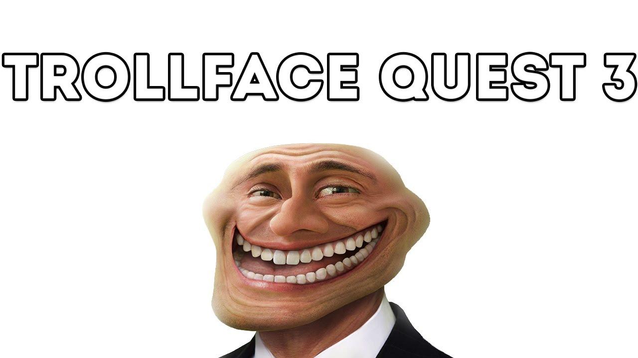 Flash trollface quest 3