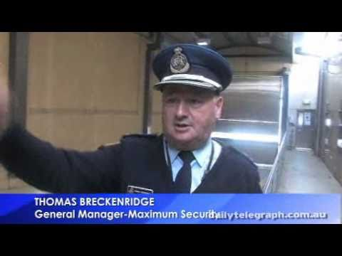 INSIDE THE SUPERMAX PRISON AT GOULBURN - PART 2