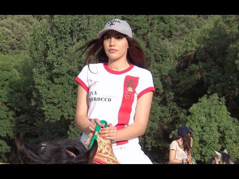 إبنة عويطة تغني للمغرب