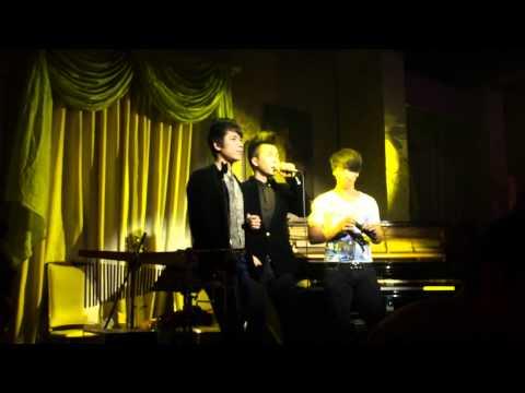 Ngàn Nỗi Nhớ Gửi Đến Em - The Men & NS Hoàng Bảo Nam [LIVE]