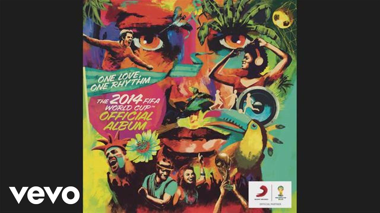 L'hymne officiel de la coupe du monde FIFA 2014