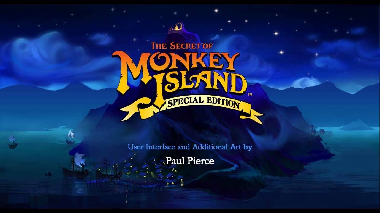 The Secret Of Monkey Island Song