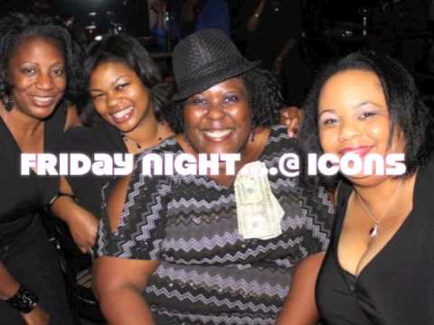 Dr. B Birthday Bash @ ICONS BAR & GRILL