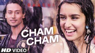 cham cham video song, baaghi film, tiger shrrof