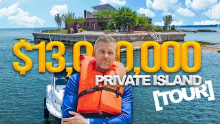 $13 Million NYC PRIVATE ISLAND Tour!? | Ryan Serhant Vlog #75