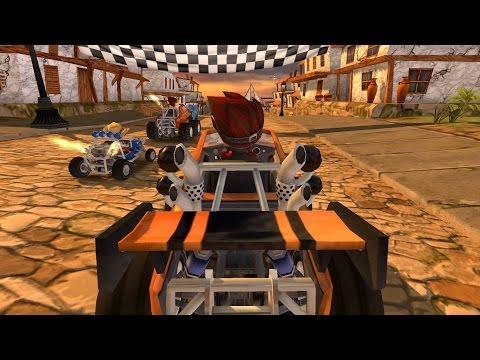 скачать игру Bb Racing на андроид - фото 11