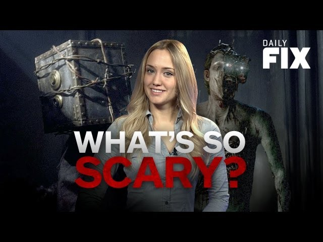 Spidey Trailer and Games Arent Scary - IGN Daily Fix 12.05.13