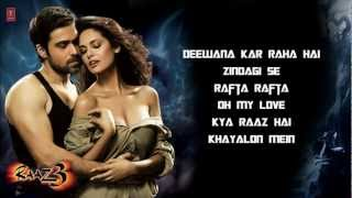 Raaz 3 Full Songs Jukebox Emraan Hashmi, Esha Gupta