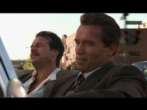 Car scene, Extrait de True Lies