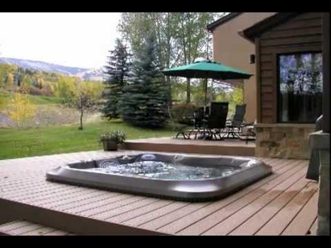 Jacuzzi argentina ideas para instalar y ambientar su spa for Jacuzzi de exterior baratos