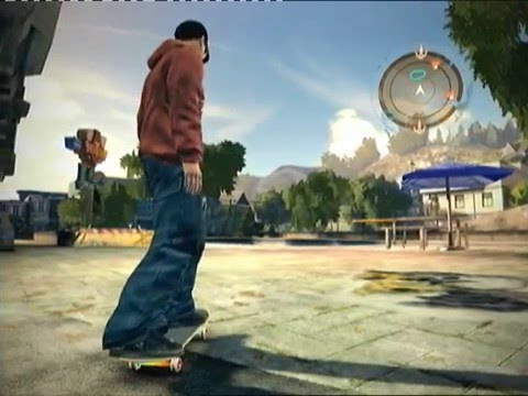 Skate 2 walkthrough can you spell girl