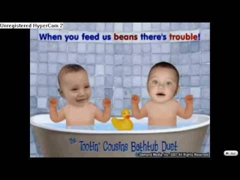 tootin baby 39 s bathtub song youtube. Black Bedroom Furniture Sets. Home Design Ideas