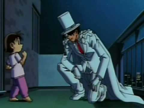 Conan Edogawa vs. Kaito KID