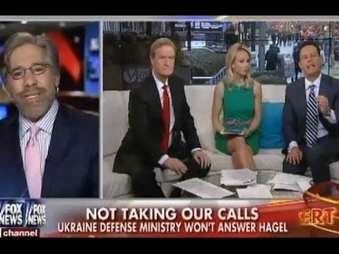 Brian Kilmeade: U.S. Should Intervene In Ukraine