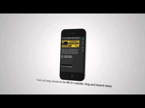 FILTH FM iPhone App Commercial