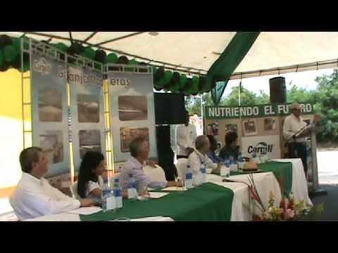 El Vicepresidente del Poder Ciudadano inauguró la granja de pollo de engorde Madera