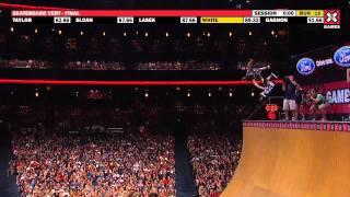 X Games 17: Shaun White takes Gold in Skateboard Vert Final