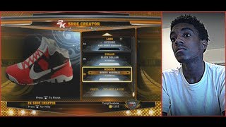 NBA 2K14 Shoe Creator How To Create Your Own Versace