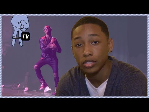 Backstage with the Latimore Family & Mindless Behavior - Jacob Latimore Takeover Ep. 10