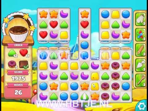 Cookie Jam level 39