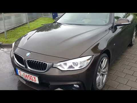 BMW F30 435d xDrive vs F10 535d - Test - Acceleration - Review - Drive - Probefahrt - Sound
